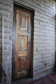 awesome antique door!