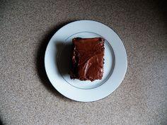 The Tasty Cheapskate: Wacky Cake