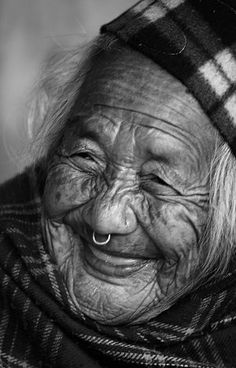 So many smiles in 100 years.