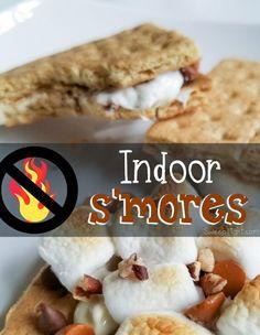 Add my signature indoor s'mores recipe to your toaster oven recipes! #MySignatureMoments #sponsored @jeweloscopr