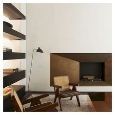 Read our tips on bringing sanity to your life based on our interior design trend of Curated Minimalism. Forrest Glover Online Interior Design Living room design by Joseph Dirand Architecture Beautiful Interior Design, Beautiful Interiors, Modern Interior Design, Interior Design Inspiration, Design Ideas, Daily Inspiration, Design Projects, Design Trends, Interior Exterior