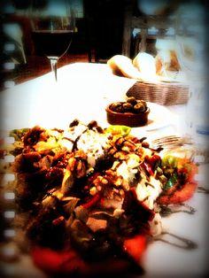 Salads with magic. @desanbenito