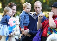 Prince William and Kate's most loved-up moments in Canada