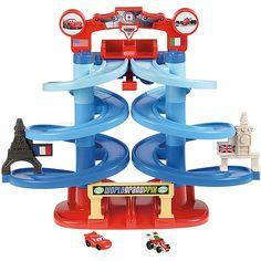 Fisher-Price Disney Cars 2 Spiral Speedway Grand Prix $23