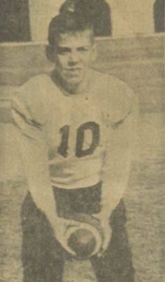 Coach Saban as a young boy. Always a winner, like somebody else we know. (Smile)  [by bamafn2] Check out RollTideWarEagle.com sports stories that inform and entertain, plus #collegefootball rules tutorial. Check out our blog and let us know what you think. #RTR #RollTide