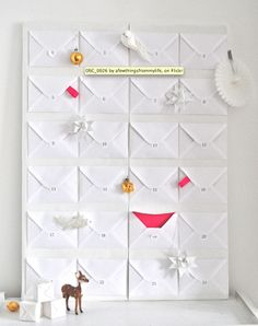 DIY #AdventCalendars at little minimalist post !!