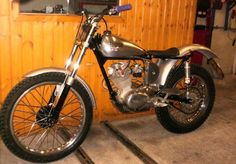 Triumph 250 Cub | The Cub Club offers support to owners, and Mike Estall's Tiger Cub ...