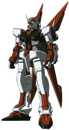 The MBF-M1 M1 Astray is a mass-produced mobile suit for the Orb Union in Mobile Suit Gundam SEED.