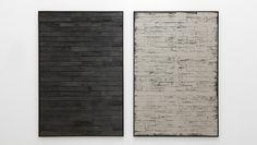 Davide Balula Burnt Painting