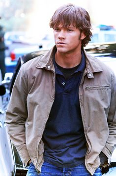 The Curl-Behind-The-Ears. | The Evolution Of Jared Padalecki's Hair