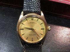Reloj Rolex Vintage Oro - Foto 1