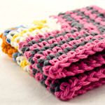20+ crochet dishcloth patterns