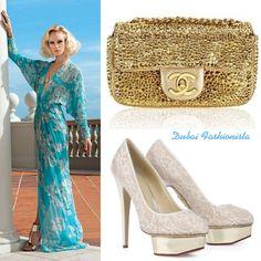 #styleinspiration #dubaifashion #dubaifashionista #naeemkhan #chanel #charlotteolympia #instafashion #collage #uaegirls #lace