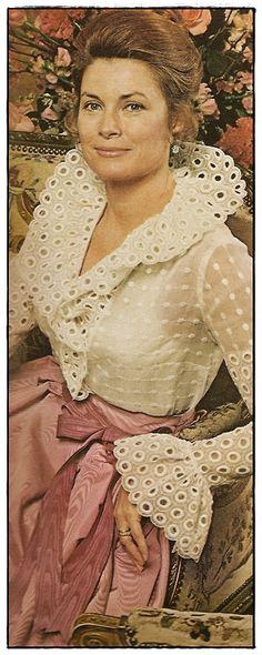 Ladies Home Journal Princess Grace color 1973