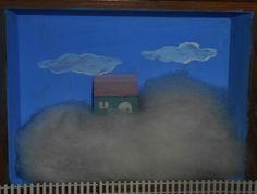 casetta tra le nuvole
