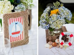Operation Shower: Come Sail Away baby shower