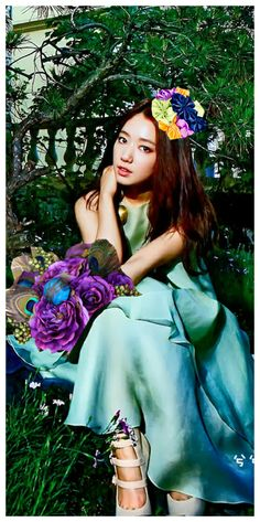 ✿Beautiful⊱ park Shin Hye