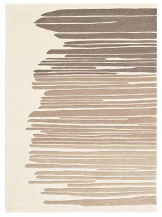 Tapis Design Needlecraft Beige et Sable par Arte Espina Nature Line, Zen, Tapis Design, Rug Making, Rugs On Carpet, Carpets, My Dream Home, Spirit, Beige
