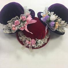 Sombrero en miniatura