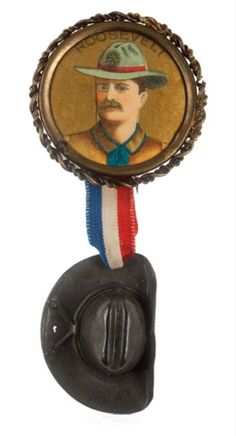 Rough Riders, Theodore Roosevelt, Historian, Auction, Politics, Color, Colour, Colors