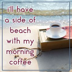 Don't mind if I do! How about you??? ☕️