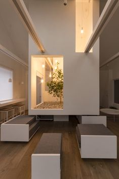 Gallery of Living Space / Ruetemple - 19