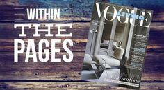 Within The Pages: Vogue Living Nov / Dec 2014  | designlibrary.com.au