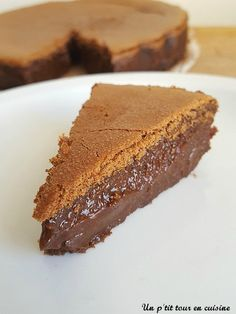Brownie Recipes, Cake Recipes, Snack Recipes, Fall Dessert Recipes, My Dessert, Cooking Chocolate, Chocolate Desserts, Thermomix Desserts, Special Recipes