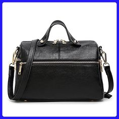 0464c33515 Mn Sue Baguette Doctor Style Multi Zipper Medium Top Handle Pillow Boston  Barrel Satchel Handbag for Lady