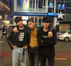asian, korean, and boys image Korean Boys Ulzzang, Ulzzang Boy, Korean Men, Asian Boys, Asian Men, Shadow Riders, Boy Squad, Yoon Park, Badass Style