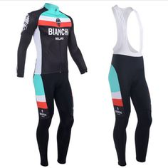 I'm selling Bianchi Replica 2014 Long Sleeve Jersey and Bib Tights - £49.99 http://www.bargaincycling.com/