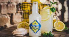Årets sommardryck – lemonad i retrostuk