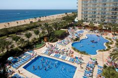 Golden Taurus Park Resort in Pineda de Mar | dé VakantieDiscounter