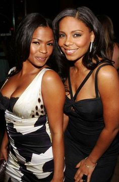 Nia and Sanaa.... These 2 make aging look easy and beautiful ! My motivation to keep it sexy at any ages lol