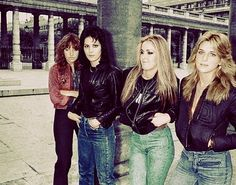 Photo of The Runaways in 1978 for fans of The Runaways 26241130 Pop Punk, Rock And Roll Bands, Rock Bands, Rock Roll, Sandy West, Cherie Currie, Rock And Roll Fantasy, Lita Ford, Rocker Girl