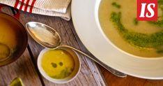 Siken palsternakkakeitossa on kaikkea sitä, mitä hyytävässä säässä tarvitaan: lämpöä, ihanaa makua ja vitamiineja.