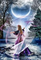 Full Moon by Alveregn