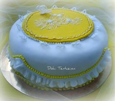 Royal icing By maria61m on CakeCentral.com
