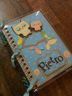 Cuaderno infantil. Carátulas para cuadernos. Ideas para prescolares