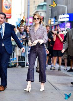 This Week's Best Dressed Emma Stone.<br> See who has been wearing what this week
