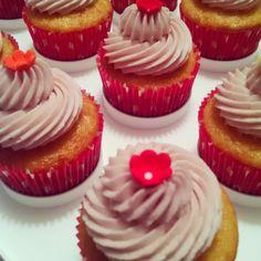 Yellow Cake w/Raspberry Filling and Buttercream (Circus  Birthday)