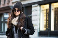 19 Things Only Girls Who Love Wearing Black Will Understand
