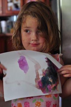 رسومات الأطفال تعبر عن شخصيتهم