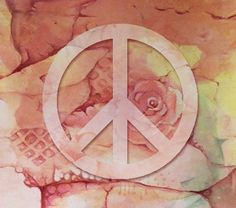 Pink peace