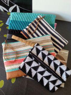 Mis bolsitos de ganchillo de verano by Sususi Hands