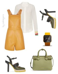 """Sports elegance"" by aakiegera on Polyvore featuring мода, Burberry, Marni, Chloé, River Island и 1:Face"