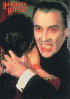 I love Hammer Horror!