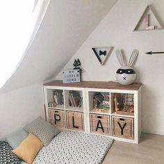 Ikea Kids Shelves, Ikea Kallax Shelf, Ikea Kallax Hack, Box Shelves, Ikea Kids Storage, Kids Shelf, Ikea Pax, Ikea Kids Bedroom, Ikea Living Room