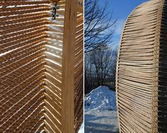 Gallery of Rope Pavilion / Kevin Erickson - 3
