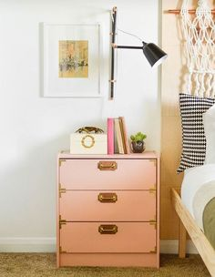 11 Surprising Ways to Upgrade an Ikea Dresser New Pulls Vintage
